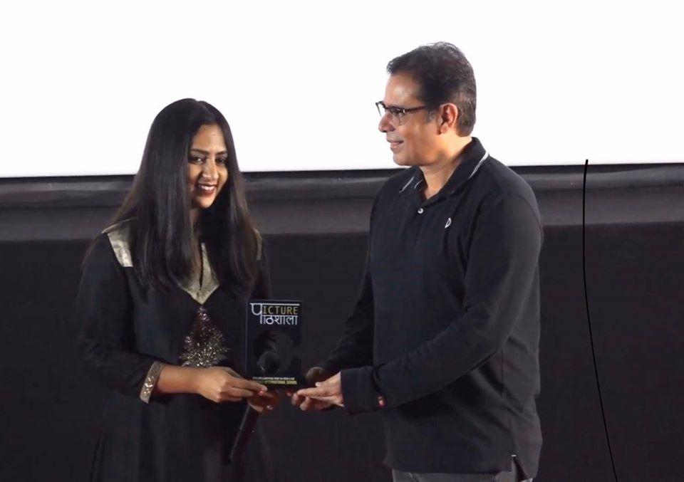 Samashti Felicitated for Spearheading a Media Lab for Children