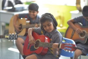 Primary Education at Samashti International School, Hyderabad