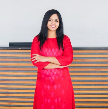 Swetha Manthena, MD, Samashti International School