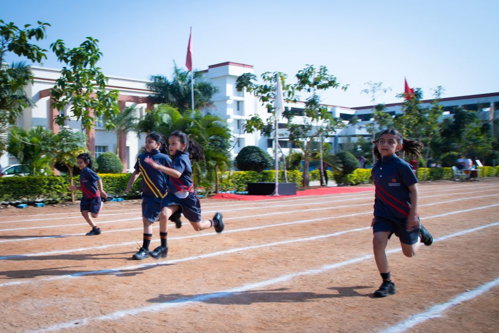Sports Day - Samashti International School, Financial District, Hyderabad