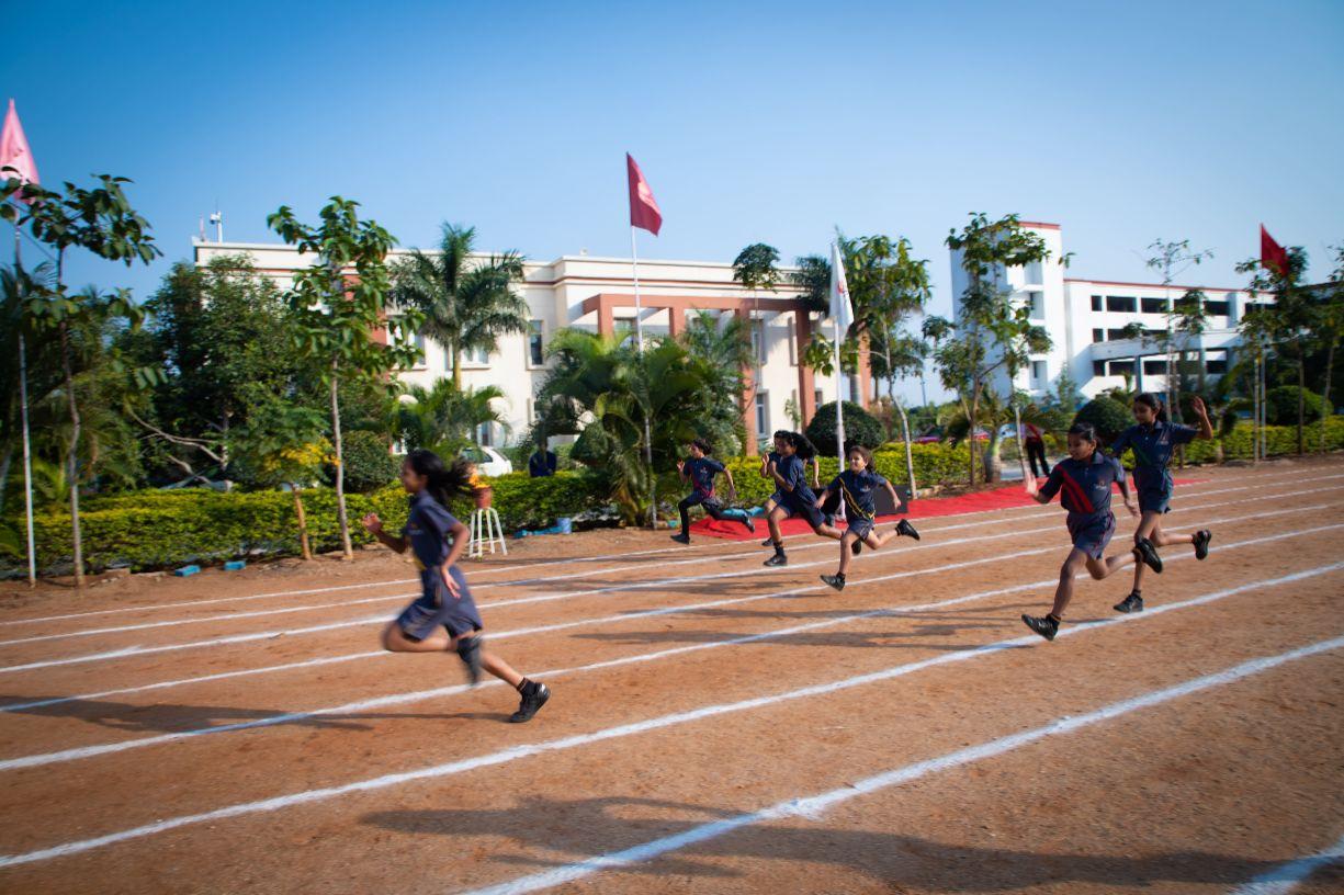 Sports Day - Samashti International School, Financial District, Hyderabad