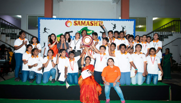 Careers at Samashti International School, Kollur, Hyderabad