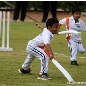 Sports Activities at Samashti International School, Hyderabad