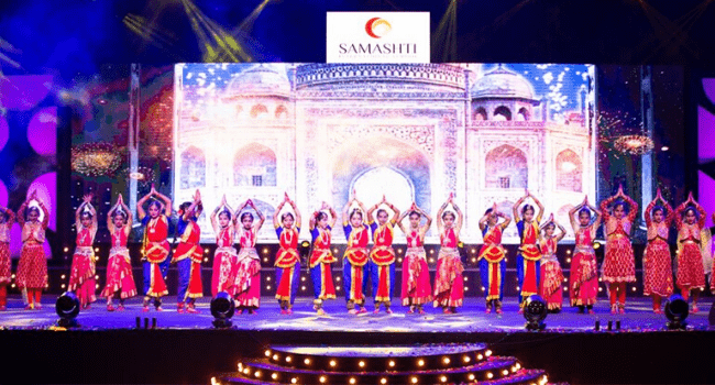 Group Performance by Students at Samashti