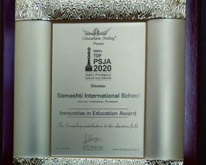 innovative in Education Award
