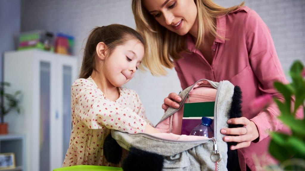 Ideal Weight of a School Bag