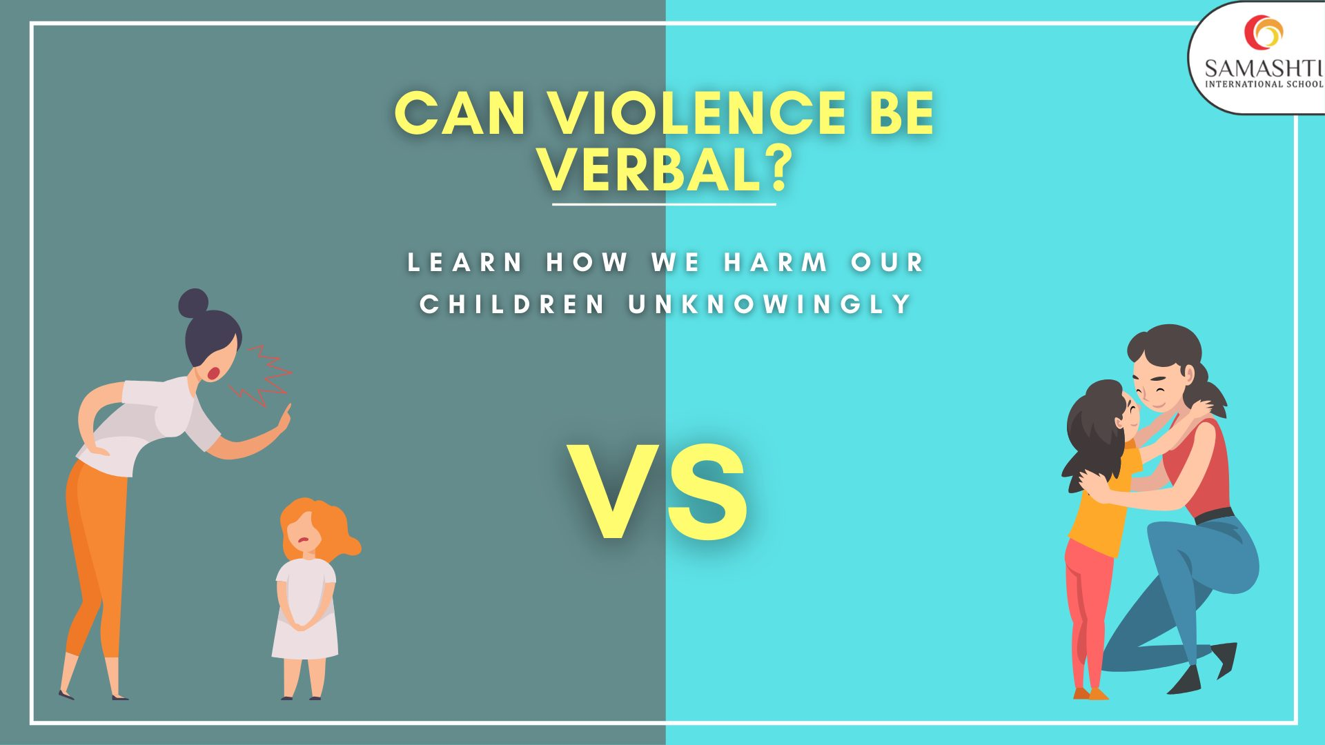 Verbal Violance in Parenting