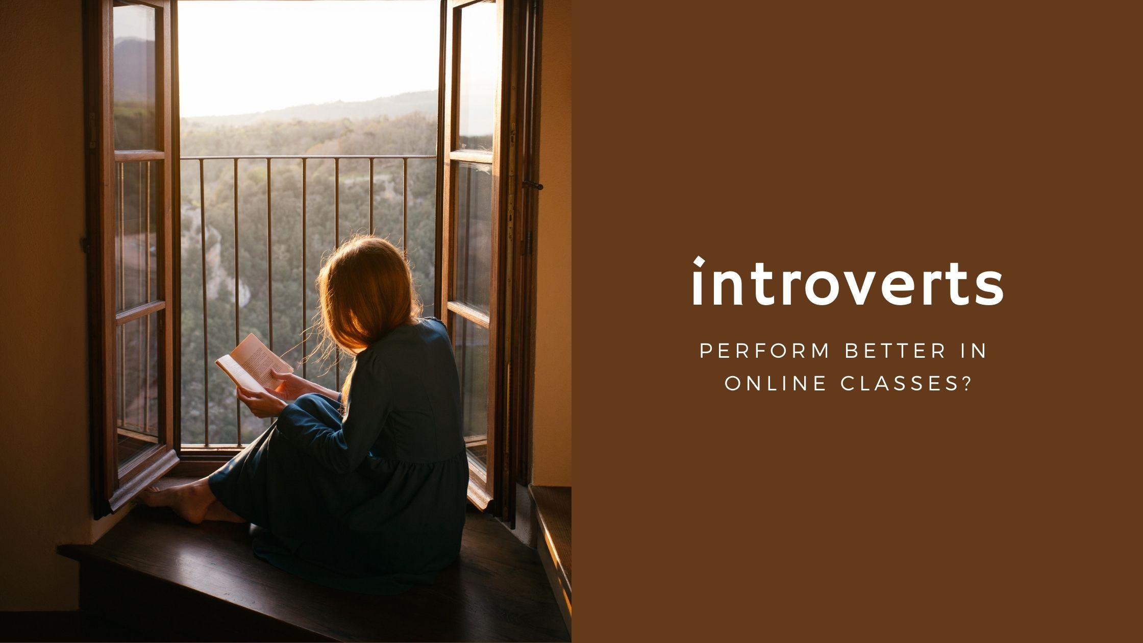 Introverts Fare Better in Online Classes